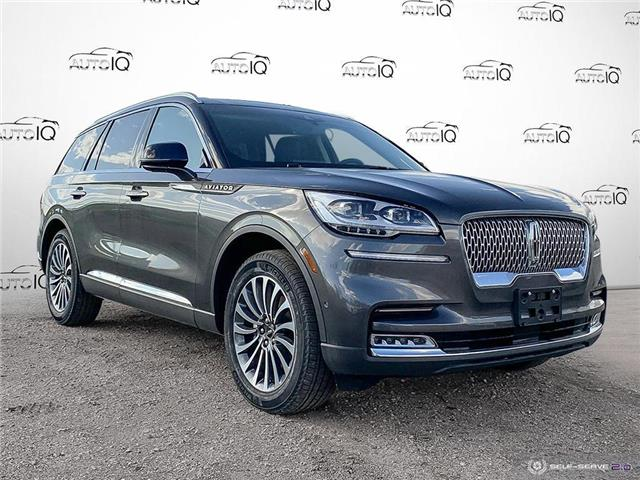 2020 Lincoln Aviator Reserve (Stk: S0072) in St. Thomas - Image 1 of 25