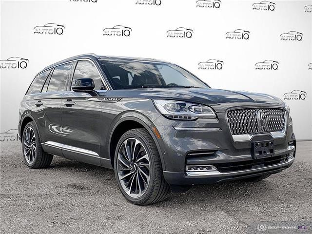 2020 Lincoln Aviator Reserve (Stk: S0437) in St. Thomas - Image 1 of 25