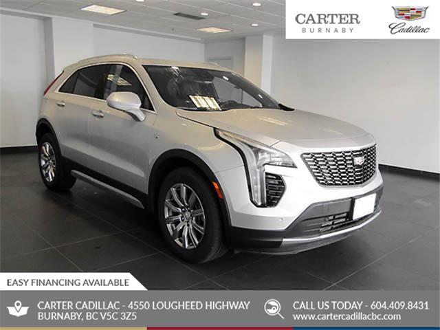 2020 Cadillac XT4 Premium Luxury (Stk: C0-7966T) in Burnaby - Image 1 of 24