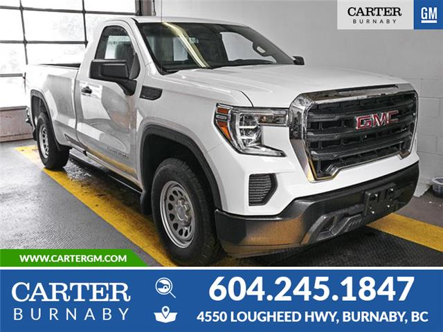 2019 GMC Sierra 1500 Base (Stk: 89-59010) in Burnaby - Image 1 of 9