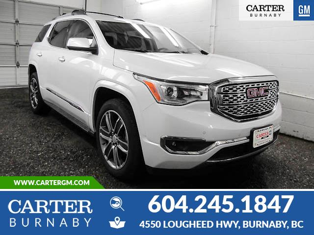 2019 GMC Acadia Denali (Stk: R9-01690) in Burnaby - Image 1 of 12