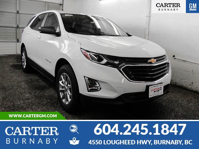 2020 Chevrolet Equinox LS (Stk: Q0-81730) in Burnaby - Image 1 of 13