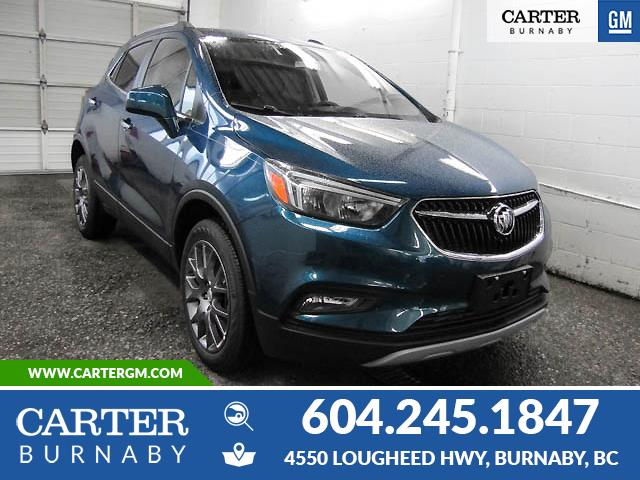 2020 Buick Encore Sport Touring (Stk: E0-40340) in Burnaby - Image 1 of 12