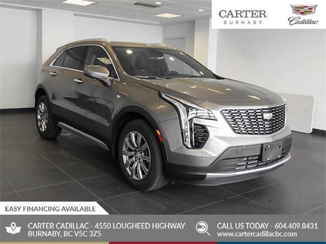 2020 Cadillac XT4 Premium Luxury (Stk: C0-17960) in Burnaby - Image 1 of 23