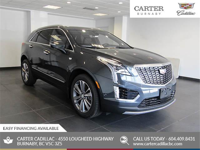 2020 Cadillac XT5 Premium Luxury (Stk: C0-44840) in Burnaby - Image 1 of 24