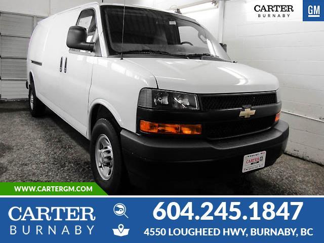 2020 Chevrolet Express 3500 Work Van (Stk: N0-29110) in Burnaby - Image 1 of 14