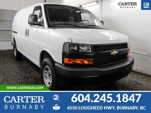 2020 Chevrolet Express 2500 Work Van (Stk: N0-40090) in Burnaby - Image 1 of 14