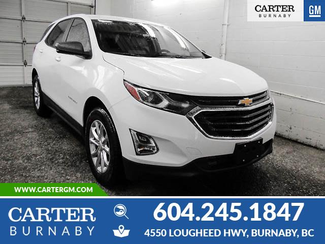2020 Chevrolet Equinox LS (Stk: Q0-64940) in Burnaby - Image 1 of 12