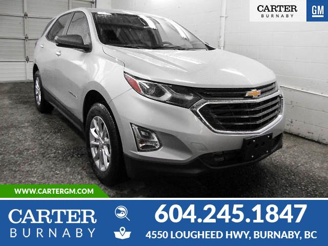 2020 Chevrolet Equinox LS (Stk: Q0-67760) in Burnaby - Image 1 of 12