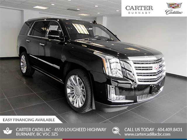 2020 Cadillac Escalade Platinum (Stk: C0-57360) in Burnaby - Image 1 of 23