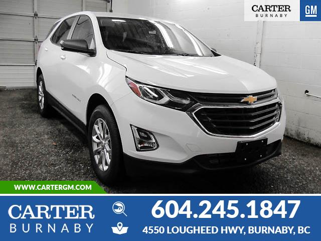 2020 Chevrolet Equinox LS (Stk: Q0-85870) in Burnaby - Image 1 of 12