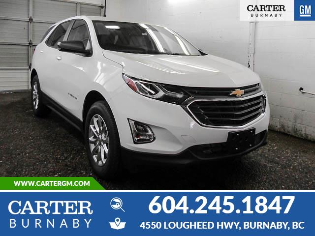 2020 Chevrolet Equinox LS (Stk: Q0-36310) in Burnaby - Image 1 of 13