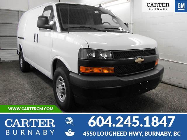 2020 Chevrolet Express 2500 Work Van (Stk: N0-38540) in Burnaby - Image 1 of 14