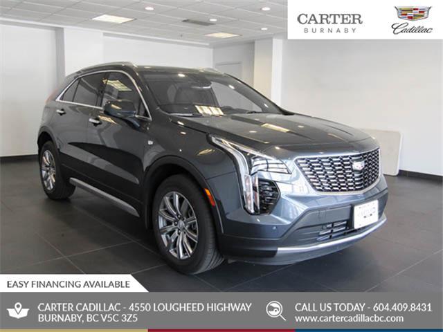 2020 Cadillac XT4 Premium Luxury (Stk: C0-69860) in Burnaby - Image 1 of 23