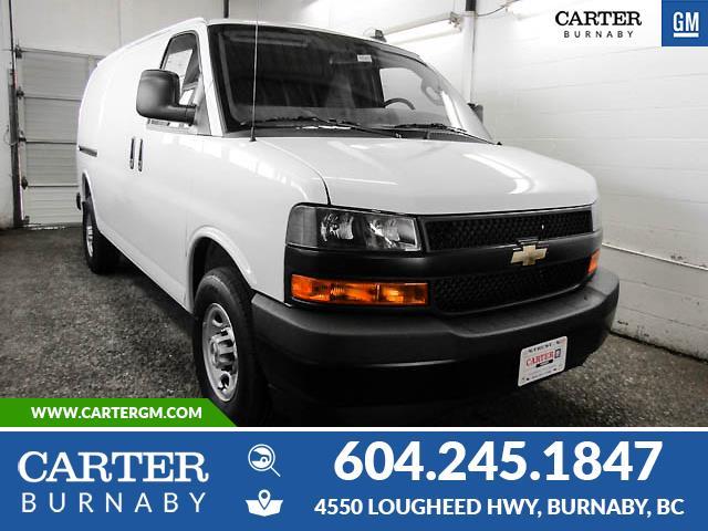 2020 Chevrolet Express 2500 Work Van (Stk: N0-24920) in Burnaby - Image 1 of 14