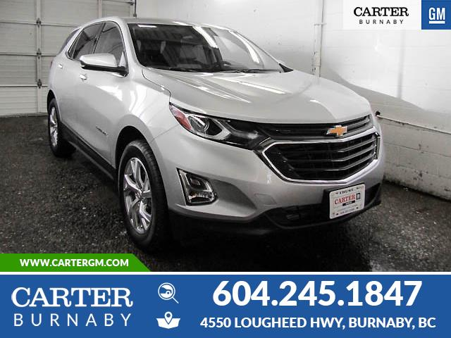 2020 Chevrolet Equinox LT (Stk: Q0-5606T) in Burnaby - Image 1 of 13