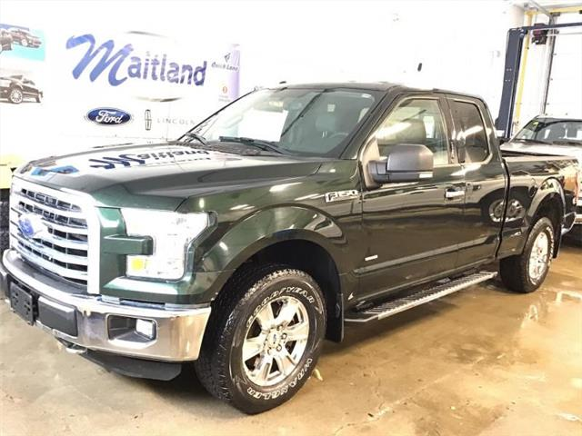 2016 Ford F-150 XLT (Stk: FB4991) in Sault Ste. Marie - Image 1 of 30