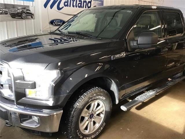2015 Ford F-150 XLT (Stk: FB4671) in Sault Ste. Marie - Image 1 of 30