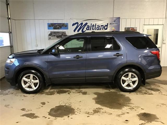 2018 Ford Explorer Base (Stk: XC0321) in Sault Ste. Marie - Image 1 of 30