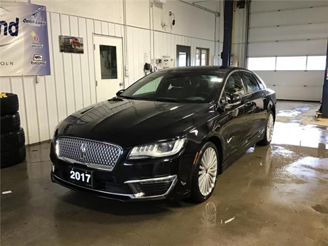 2017 Lincoln MKZ Reserve (Stk: 94056) in Sault Ste. Marie - Image 1 of 30
