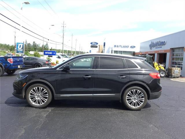 2016 Lincoln MKX Reserve (Stk: 94042) in Sault Ste. Marie - Image 1 of 9