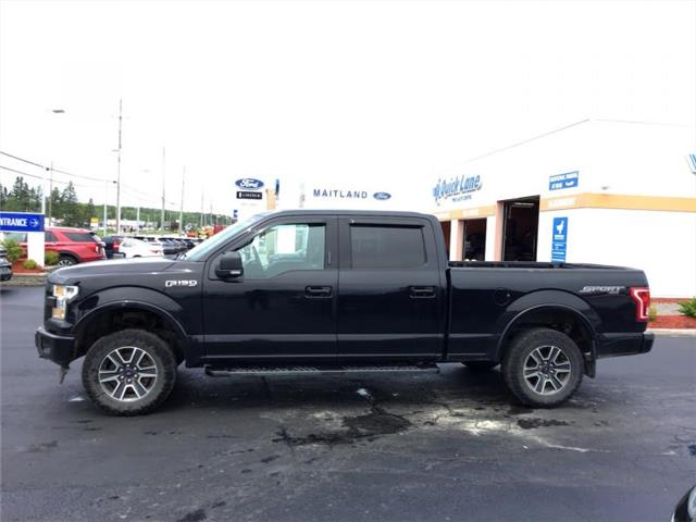 2017 Ford F-150 XLT (Stk: 94157) in Sault Ste. Marie - Image 1 of 10