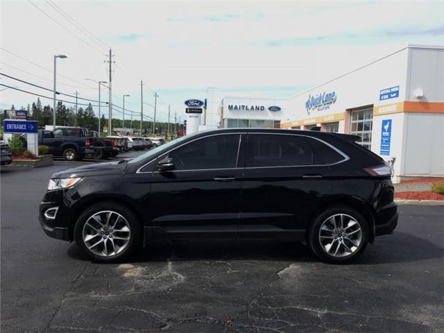 2016 Ford Edge Titanium (Stk: FB1961) in Sault Ste. Marie - Image 1 of 10
