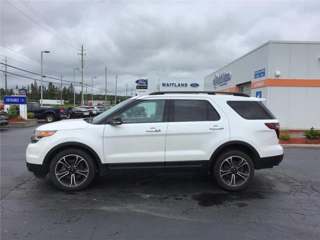 2014 Ford Explorer Sport (Stk: XC1731) in Sault Ste. Marie - Image 1 of 10