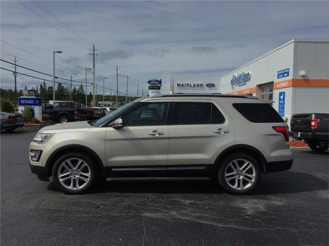 2017 Ford Explorer Limited (Stk: 94165) in Sault Ste. Marie - Image 1 of 8