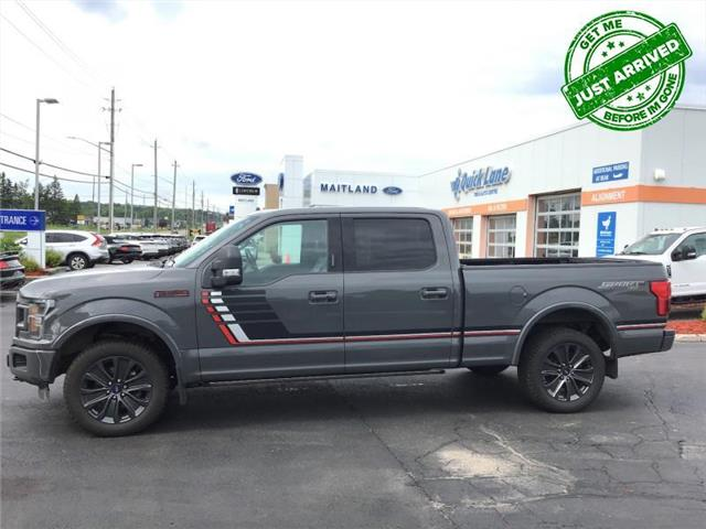 2018 Ford F-150 Lariat (Stk: FC2491) in Sault Ste. Marie - Image 1 of 13