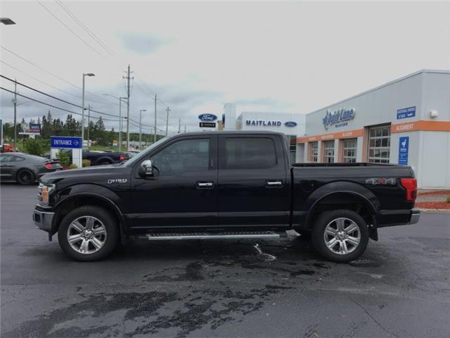 2018 Ford F-150 Lariat (Stk: FB3291) in Sault Ste. Marie - Image 1 of 8