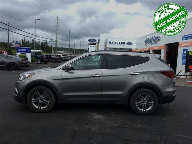 2018 Hyundai Santa Fe Sport 2.4 Base (Stk: 94188) in Sault Ste. Marie - Image 1 of 13