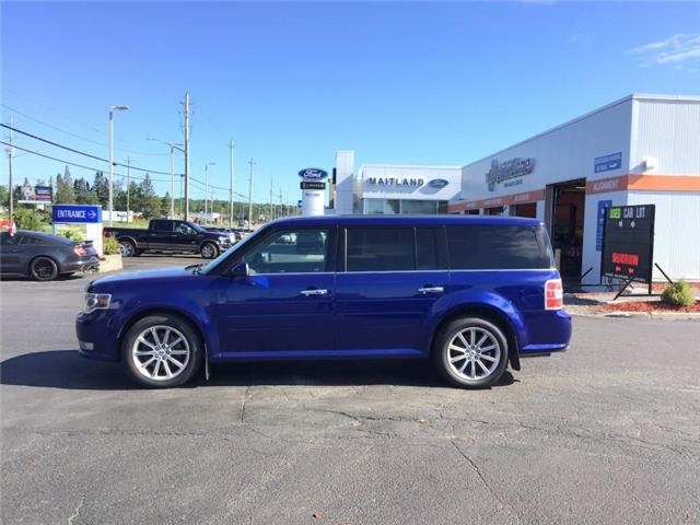 2014 Ford Flex Limited (Stk: XC245A) in Sault Ste. Marie - Image 1 of 14