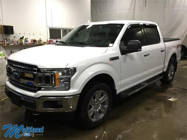 2018 Ford F-150  (Stk: 94062) in Sault Ste. Marie - Image 1 of 27