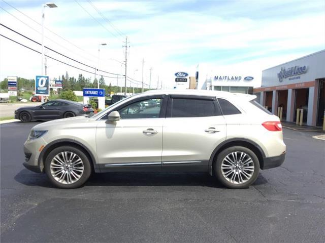 2017 Lincoln MKX Reserve (Stk: 94148) in Sault Ste. Marie - Image 1 of 10