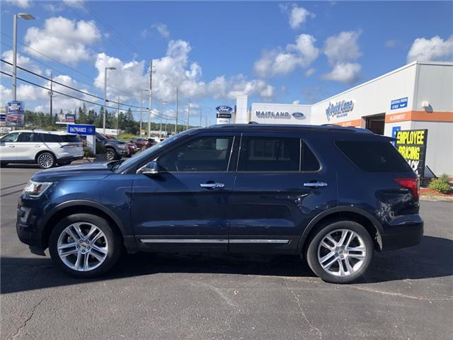 2017 Ford Explorer Limited (Stk: 94199) in Sault Ste. Marie - Image 1 of 12