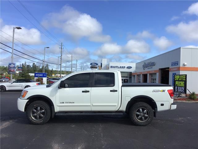 2014 Nissan Titan  (Stk: FC131A) in Sault Ste. Marie - Image 1 of 13