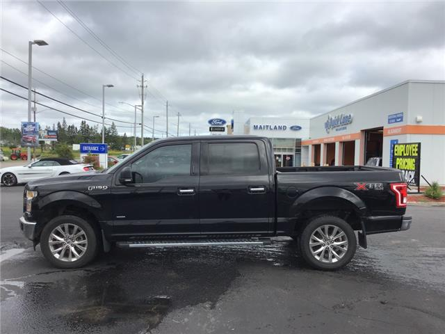 2017 Ford F-150 XLT (Stk: 94202) in Sault Ste. Marie - Image 1 of 13