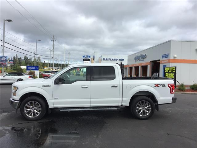 2017 Ford F-150 XLT (Stk: FC105A) in Sault Ste. Marie - Image 1 of 13