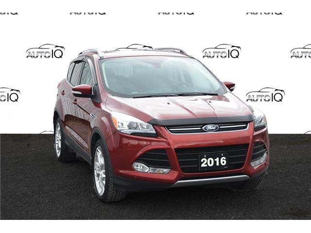 2016 Ford Escape Titanium (Stk: DC014A) in Sault Ste. Marie - Image 1 of 14