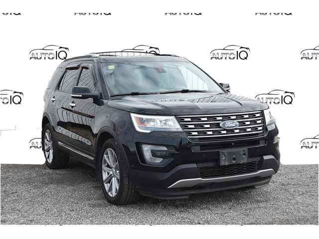 2017 Ford Explorer Limited (Stk: 94230) in Sault Ste. Marie - Image 1 of 11