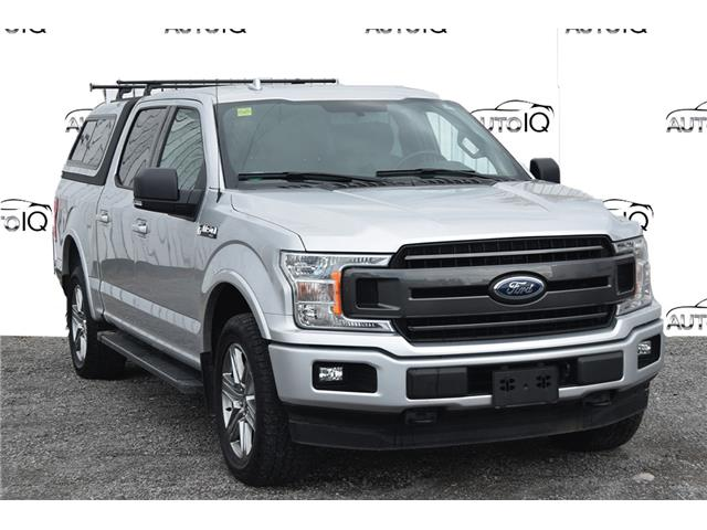 2018 Ford F-150 XLT (Stk: 94223) in Sault Ste. Marie - Image 1 of 11