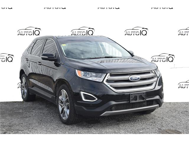 2017 Ford Edge Titanium (Stk: FC294B) in Sault Ste. Marie - Image 1 of 13