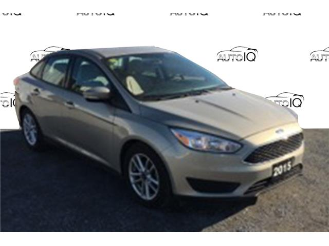 2015 Ford Focus SE (Stk: SB005A) in Sault Ste. Marie - Image 1 of 9