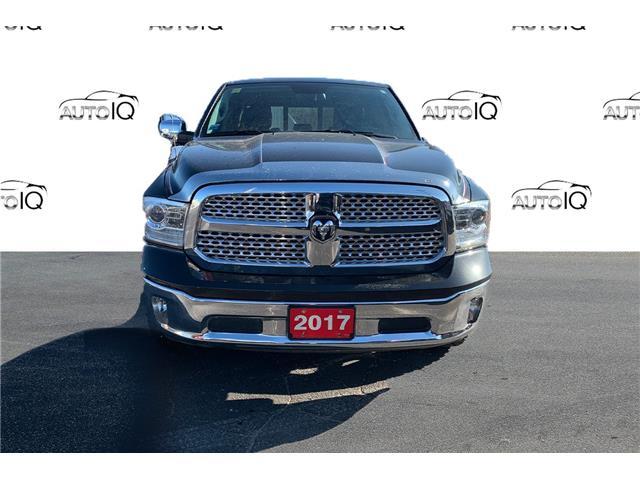 2017 RAM 1500 Laramie (Stk: QC010A) in Sault Ste. Marie - Image 1 of 10