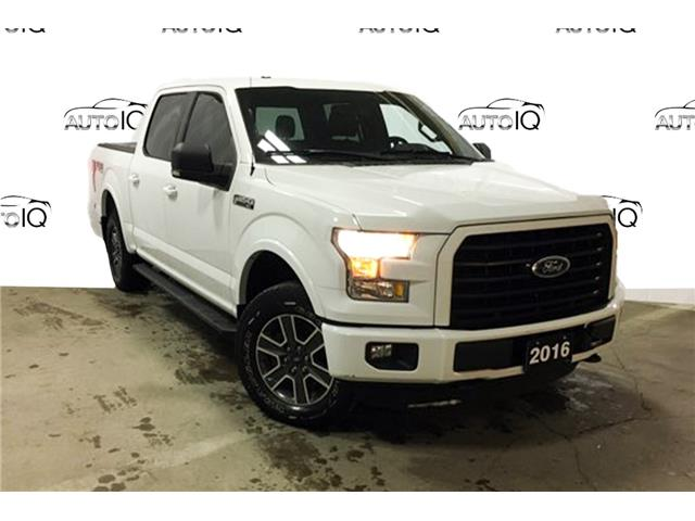 2016 Ford F-150 XLT (Stk: 94215) in Sault Ste. Marie - Image 1 of 8