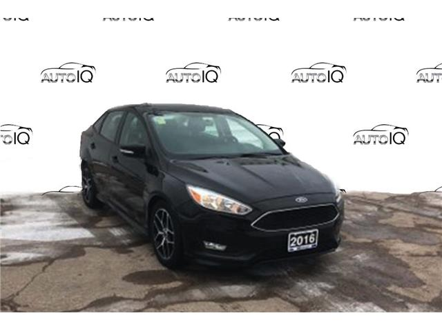 2016 Ford Focus SE (Stk: 94264) in Sault Ste. Marie - Image 1 of 12