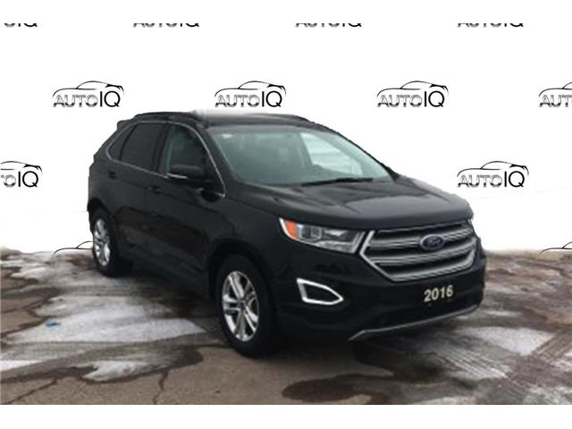 2016 Ford Edge SEL (Stk: 94261) in Sault Ste. Marie - Image 1 of 11