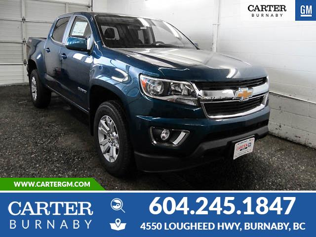 2020 Chevrolet Colorado LT (Stk: D0-22250) in Burnaby - Image 1 of 13