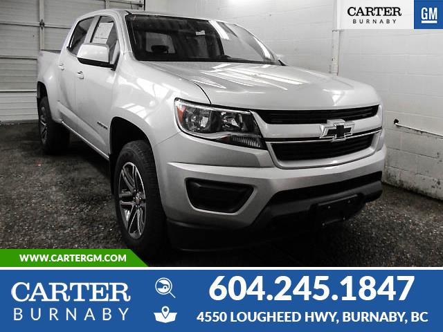 2020 Chevrolet Colorado WT (Stk: D0-08570) in Burnaby - Image 1 of 13